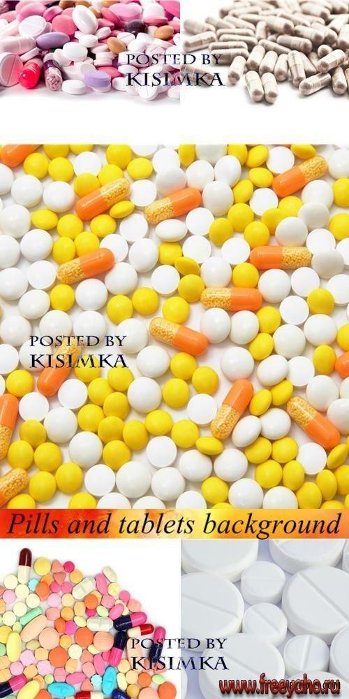 таблетки клипарт