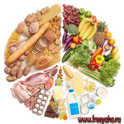 Еда и напитки растровый клипарт food 2