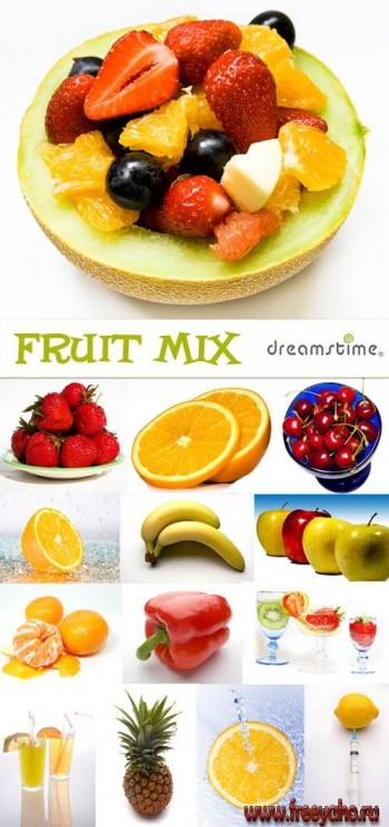 Fruit mix | Фрукты