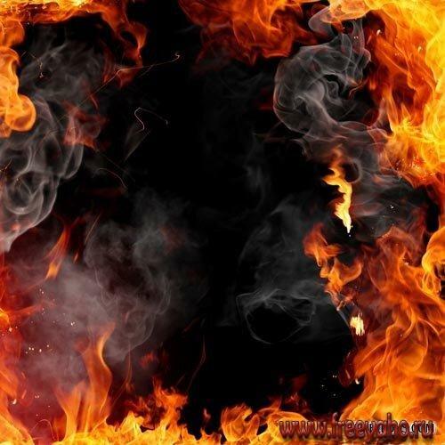 пламя клипарт: