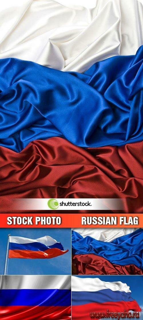 Флаг российской федерации растровый