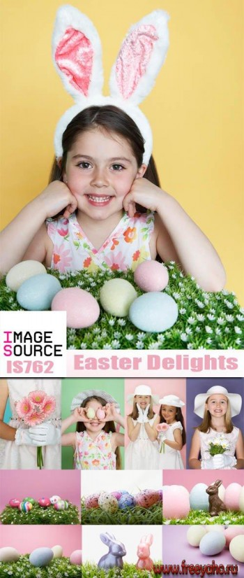 ImageSource IS762 Easter Delights | Пасха