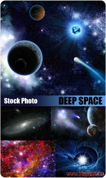 Stock Photo - Deep Space | Космос