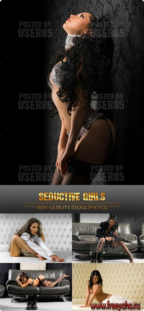 Сексуальные девушки клипарт
