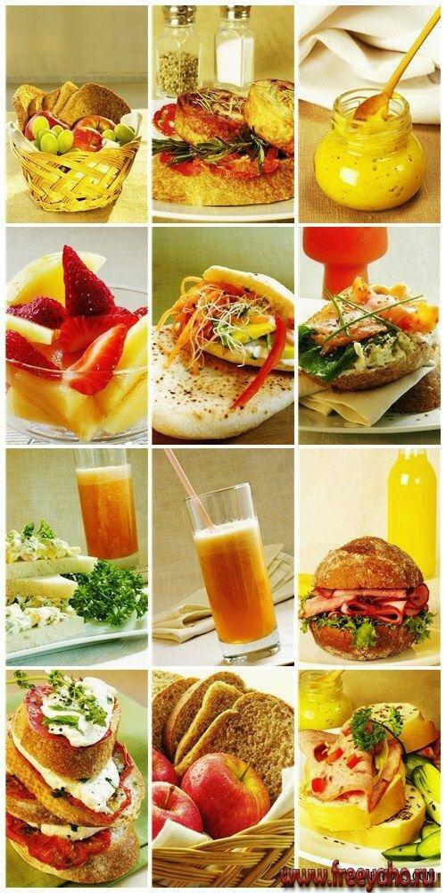 Еда растровый клипарт tasty food clipart 2