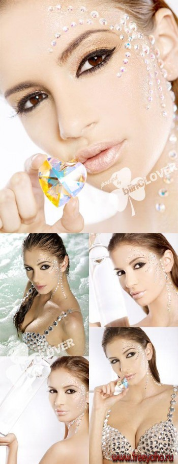 ������ �� ������� - �������� | Diamond make-up