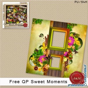 Quick-page - Sweet Moments