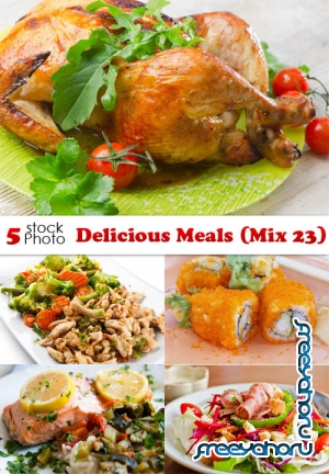 Photos - Delicious Meals (Mix 23)