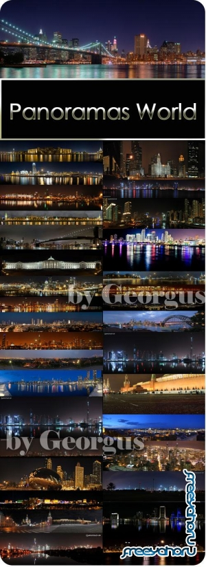 HQ Panoramas of the world
