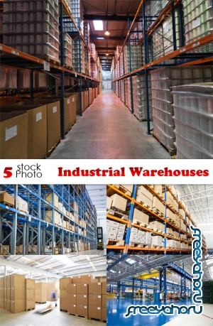 Photos - Industrial Warehouses